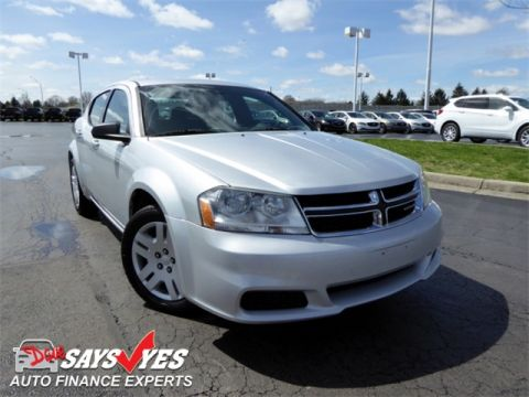 Used Dodge Avenger Express