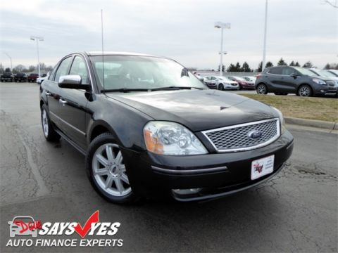 Used Ford Five Hundred Limited