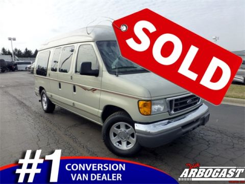 Used Ford Conversion Van Choo Choo Customs