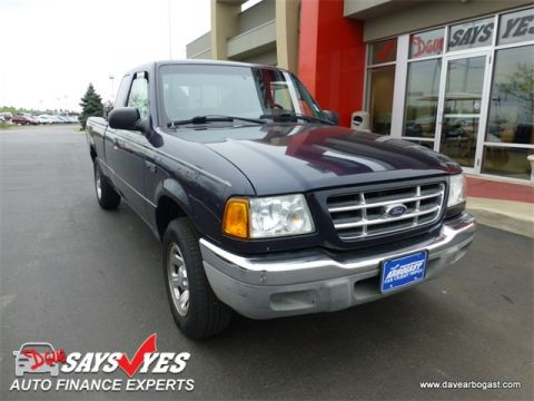 Used Ford Ranger