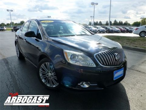 Certified Used Buick Verano Leather Group