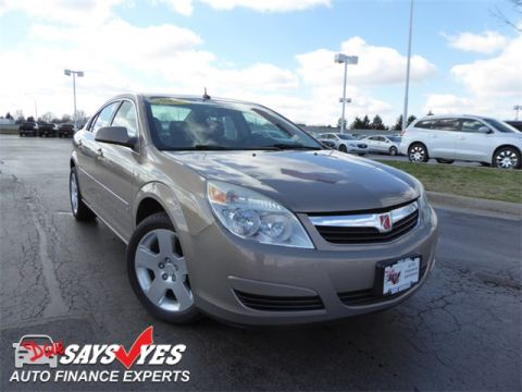 Used Saturn Aura XE