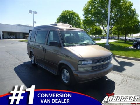 Used Chevrolet Conversion Van Gladiator