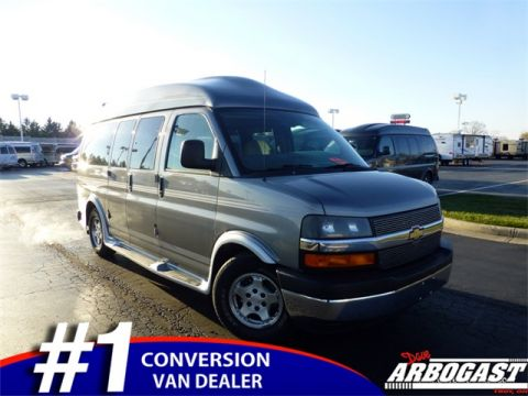 Used Chevrolet Conversion Van Customizers