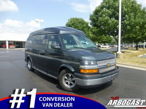 Used Chevrolet Conversion Van Explorer