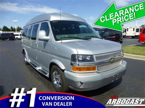 Used Chevrolet Conversion Van Explorer Limited