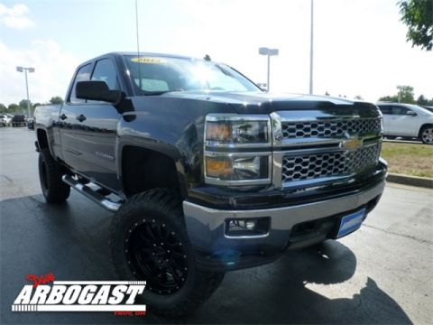 Used Chevrolet Silverado 1500 LT Lifted Truck
