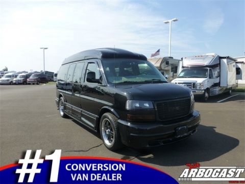 Used GMC Conversion Van Waldoch Galaxy