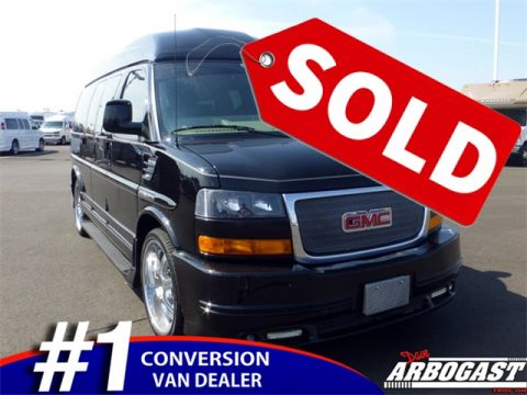 Used GMC Conversion Van Southern Comfort