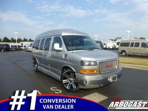 Used GMC Conversion Van Explorer Limited SE