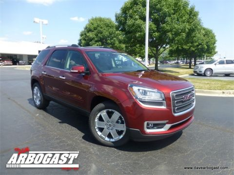 New GMC Acadia Limited
