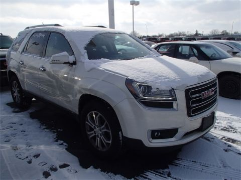 Certified Used GMC Acadia SLT-2