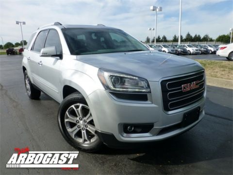 Certified Used GMC Acadia SLT-1