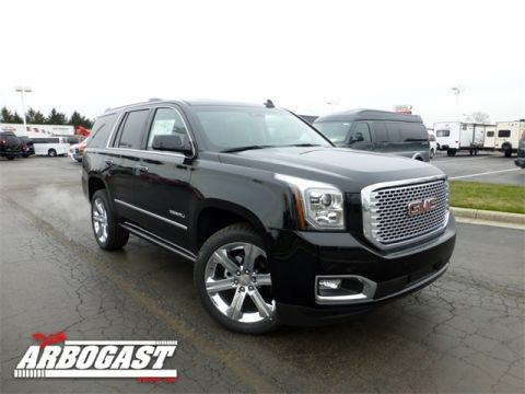 New GMC Yukon Denali