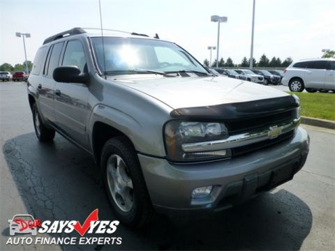 Used Chevrolet TrailBlazer EXT