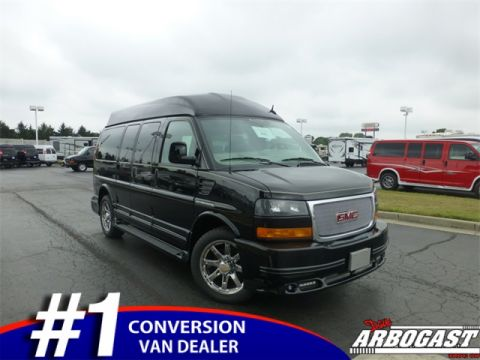 New GMC Conversion Van Southern Comfort