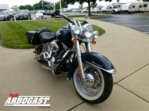 Used Harley-Davidson Softail Deluxe