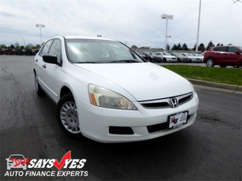 Used Honda Accord VP