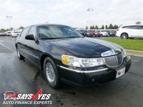 Used Lincoln Town Car Cartier