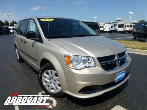 Used Dodge Grand Caravan AVP