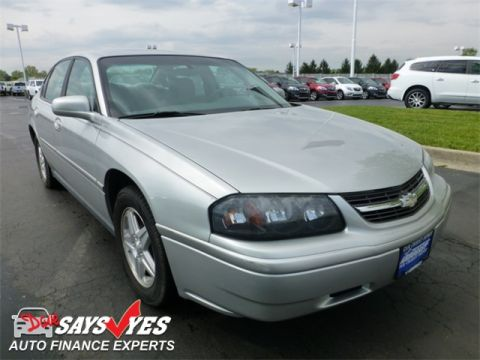 Used Chevrolet Impala Base