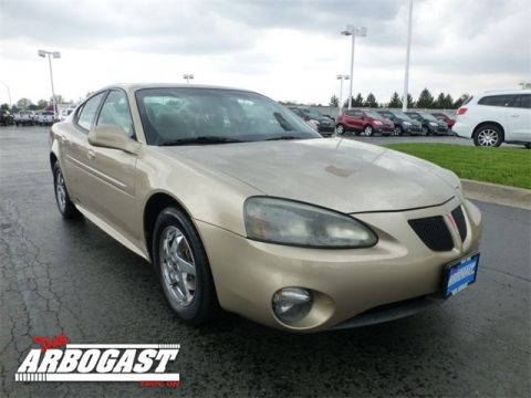 Used Pontiac Grand Prix GT2