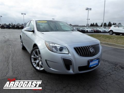 Certified Used Buick Regal GS