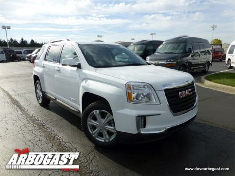 New GMC Terrain SLE-2