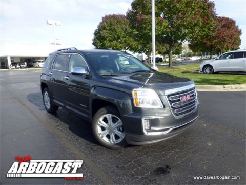 New GMC Terrain SLT-1