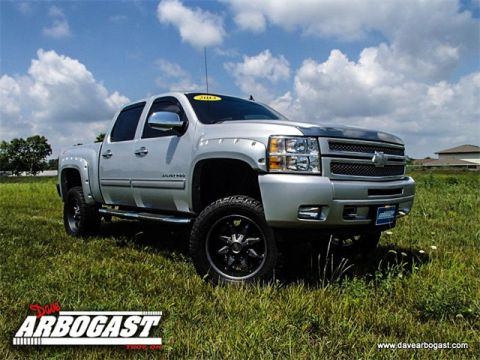 Used Chevrolet Silverado 1500 Rocky Ridge Lifted Truck