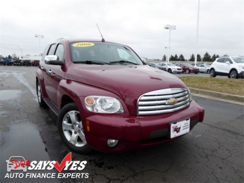 Used Chevrolet HHR LT