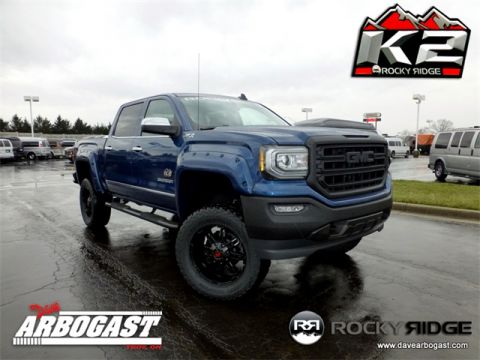 New GMC Sierra 1500 Rocky Ridge K2 Z71