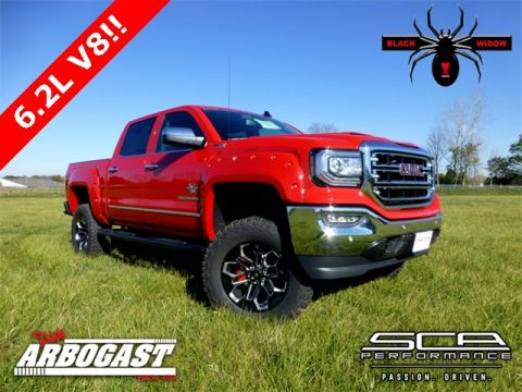 New GMC Sierra 1500 Black Widow Z71