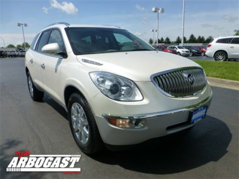Certified Used Buick Enclave CXL