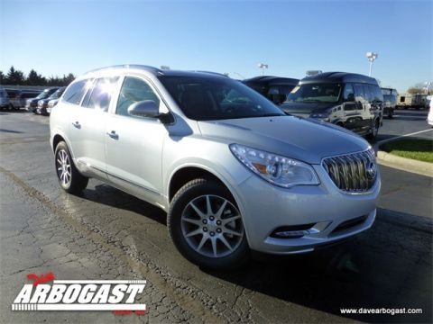 New 2017 Buick Enclave Leather Group FWD 4D Sport Utility