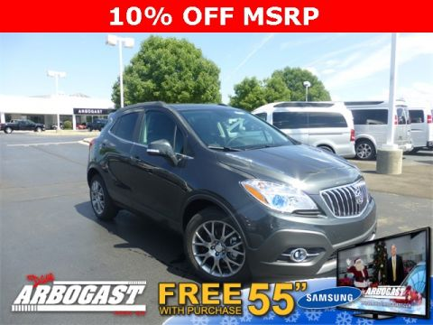 New Buick Encore Sport Touring