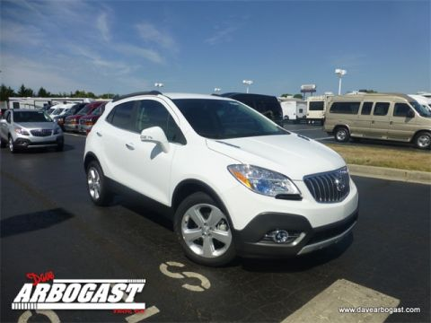 New Buick Encore Leather