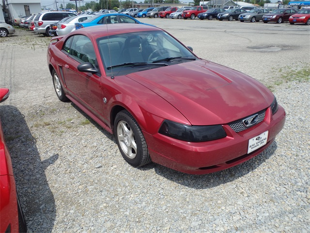 Used Ford Mustang V6