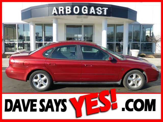 Used Ford Taurus SES