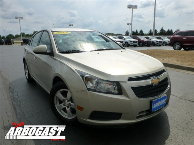 pre owned 2013 chevrolet cruze 1lt 4d sedan in troy. Black Bedroom Furniture Sets. Home Design Ideas