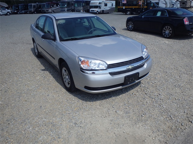 Used Chevrolet Malibu Base