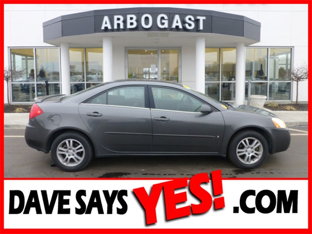 Used Pontiac G6 Base