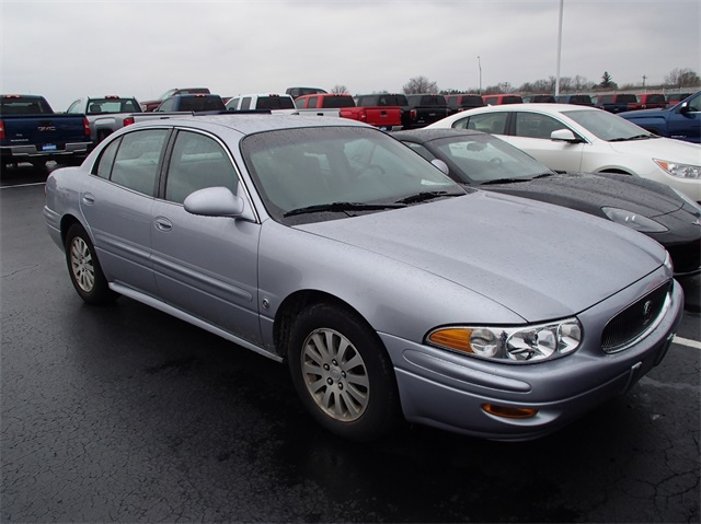 pre owned 2005 buick lesabre custom 4d sedan in troy. Black Bedroom Furniture Sets. Home Design Ideas