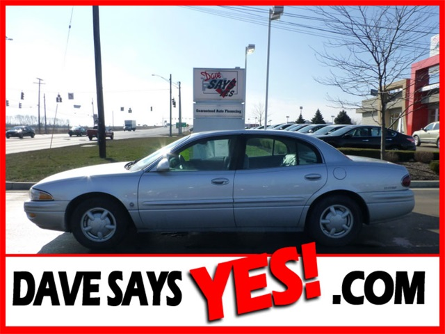 Used Buick LeSabre Limited