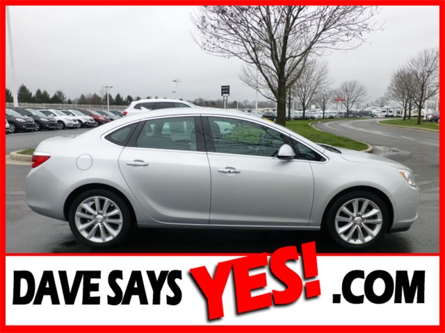 Certified Used Buick Verano Base