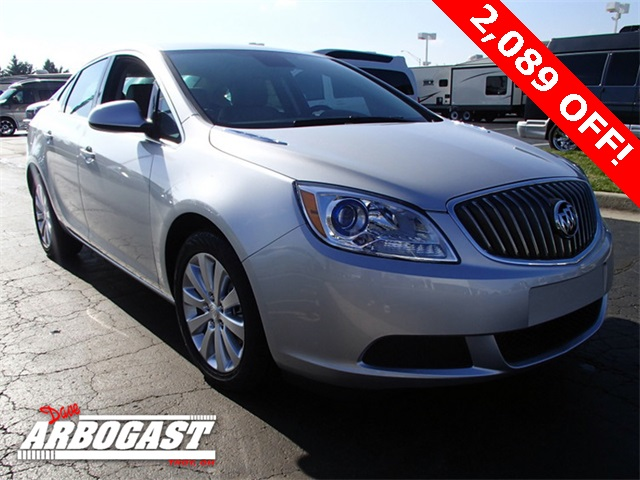 New Buick Verano Base
