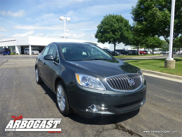 New 2015 Buick Verano Convenience Group