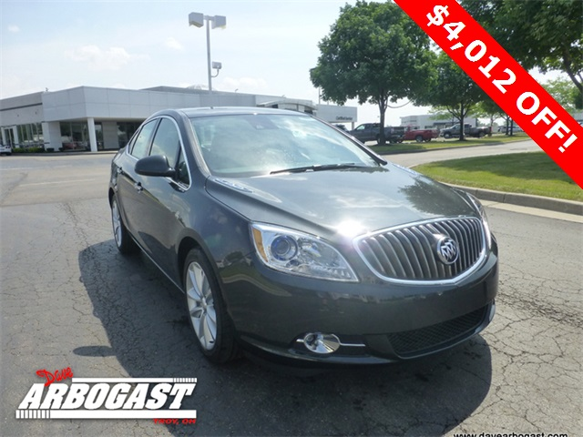 New Buick Verano Leather Group