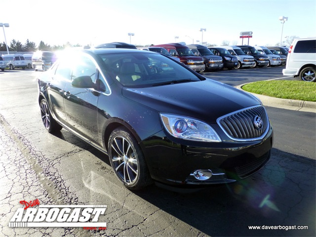 New Buick Verano Sport Touring Group