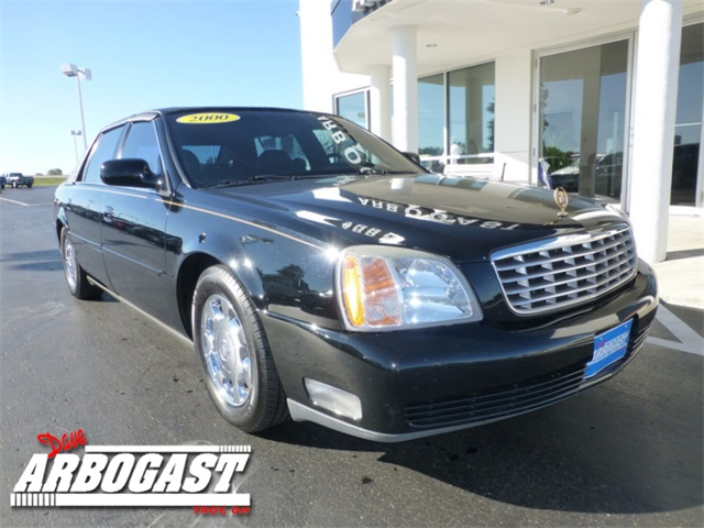 Used Cadillac DeVille Base